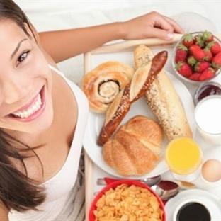 Zayıflatıcı Sabah Kahvaltısı Diyeti
