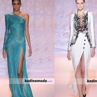 Zuhair Murad Haute Couture 2014 Sonbahar Koleksiyo