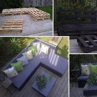 18 Kendin Yap Projesiyle Ucuz ve Güzel Bahçe