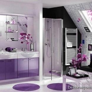 2014 banyo dekorasyonları