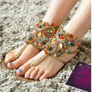 2014 Sandalet Modelleri