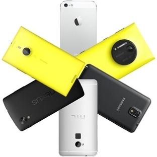 2014 YILININ EN İYİ AKILLI TELEFONLARI