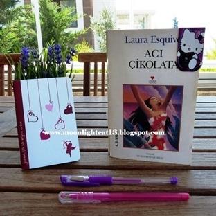 Acı Çikolata- Laura Esquivel *Yaz Okuma Şenliği 20