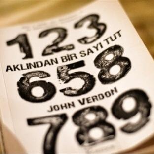 Aklından Bir Sayı Tut (John Verdon )