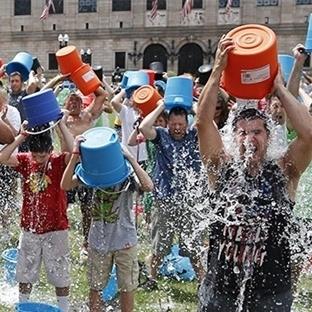 ALS Hastalığı'na Buzlu Su İle Destek!
