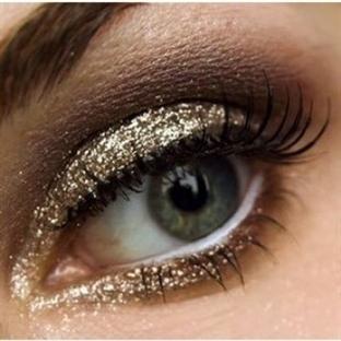 Altın Tonu Göz Makyajı Nasıl Yapılır?