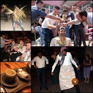 Anadolu'nun ilginç düğün gelenekleri nelerdir?