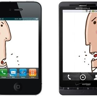 Android, iPhone'u Geçmeyi Başardı