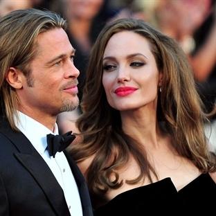 Angelina Jolie'den İzin Yok