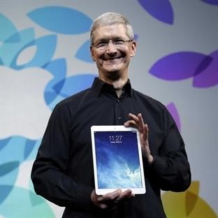 Apple 12.9 inç Geniş Ekranlı iPad Çıkarıyor