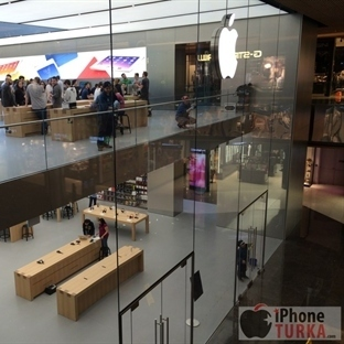 Apple Ankara'da ve İzmir'de de mağaza açıyor