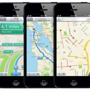 Apple Harita Uygulaması Rekora Koşuyor