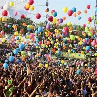 Avrupa'nın En Büyük Festivali Sziget Başlıyor.