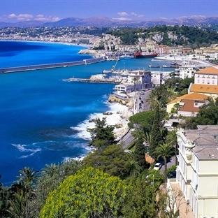 Avrupa'nın en zengin kıyıları: Fransız Rivierası
