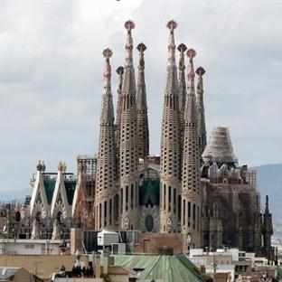 Barcelona'da Gezilecek Yerler