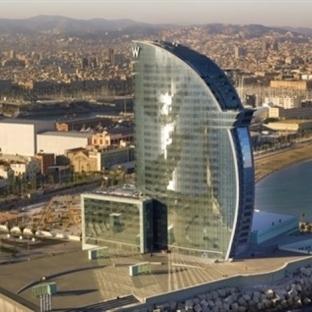Barcelona'da Konaklama