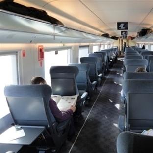 Barcelona Madrid Arası Trenle Ulaşım