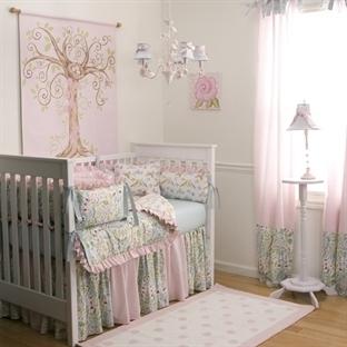 Bebek Odası Dekorasyonunda 2015 ve 2016 Trendleri