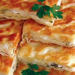 Beyaz Peynirli Ve Patatesli Börek Tarifi