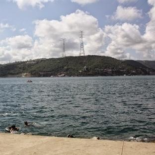 Beykoz Anadolu Kavağındaki Deniz Macerası