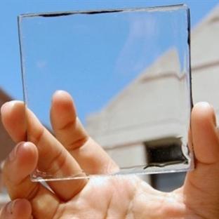 Bilim İnsanları Saydam Güneş Konsantratörü Üretti