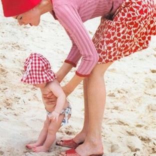 Bırakın Çocuğunuz toprakla oynasın