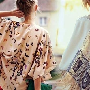 Bu yazın trendi: Kimono
