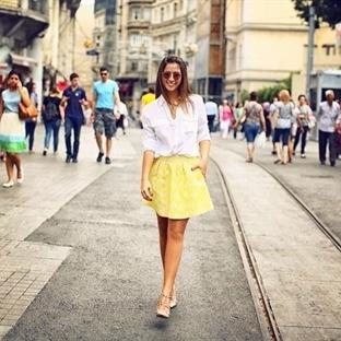 Buse Terim İle Moda ve Bloggerlık Üzerine Sohbet