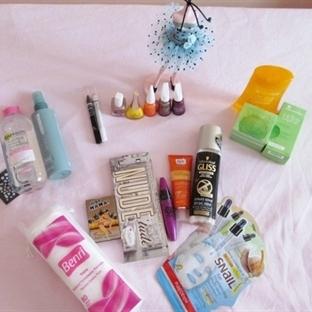 Büyük Kozmetik Alışverişim/Vlog