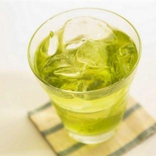 Buzlu yeşil çay nasıl yapılır?