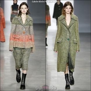 Calvin Klein Sonbahar Kış (2014-2015) Koleksiyonu