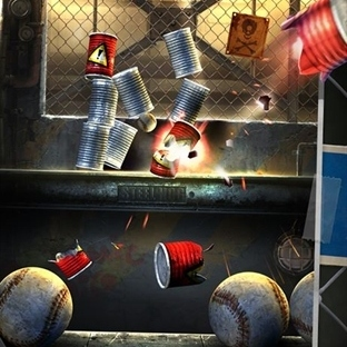 Can Knockdown 3! - Konserve Devirmece!