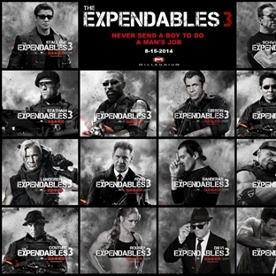 Cehennem Melekleri 3 – The Expendables 3