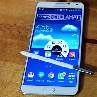 Çin Malı Galaxy Note4 Çıktı!