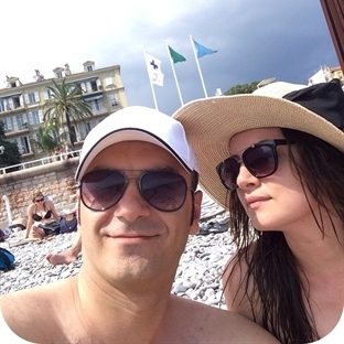 Cote D'Azur Tatili 5. Gün - NİCE :)