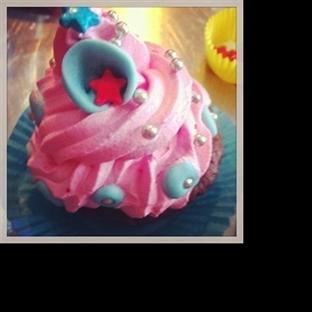 Cup Cake Yapımı