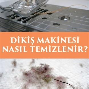 Dikiş Makinesi Nasıl Temizlenir?