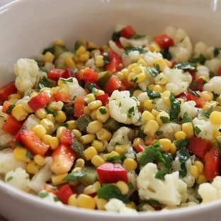 Doyurucu Diyet Salatası