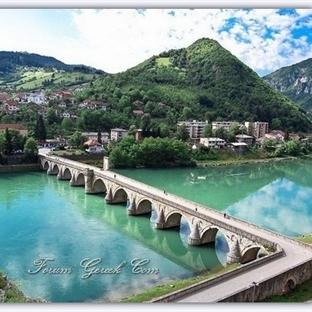 Drina Köprüsü | Sokullu Mehmed Paşa Köprüsü
