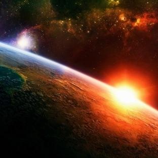 Dünya neden güneş etrafında döner?