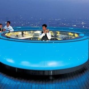 Dünya'nın En İhtişamlı Bar'ları