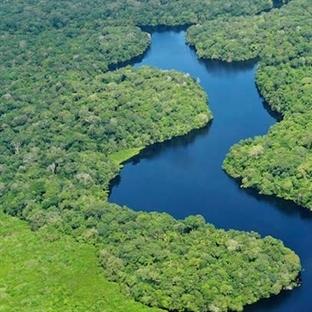 Dünyanın en büyük 25 nehrinden muhteşem manzaralar