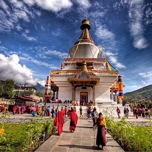 Dünyanın En Ucuz Şehri: Thimphu