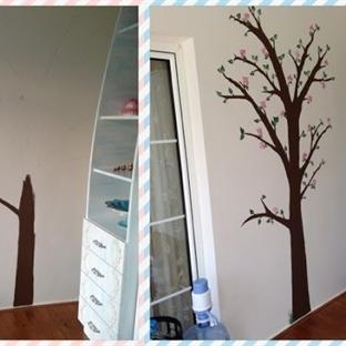 Duvar boyama zamanı