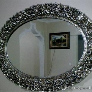Duvarımızı Çerçeveleyen Aynalar