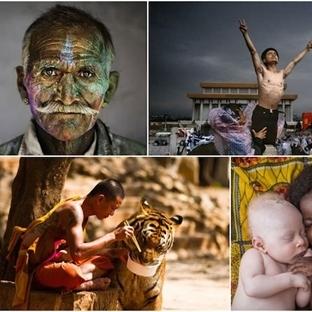 Duyguların dışavurumlarını yansıtan fotoğraflar
