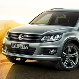 En yakışıklı Tiguan; VW Tiguan Cup!