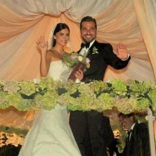 Engin Altan ve Neslişah Alkoçlar Evlendi