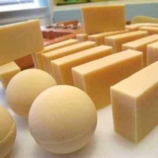 Evde doğal yollarla nasıl sabun yapılır?