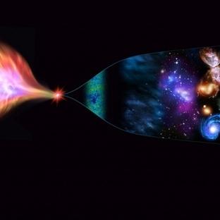 Evren Dört Boyutlu Kara Delikten Mi Doğdu?